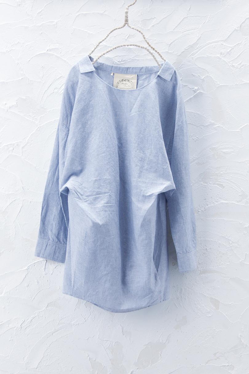 スキッパーシャツ(製品洗い)