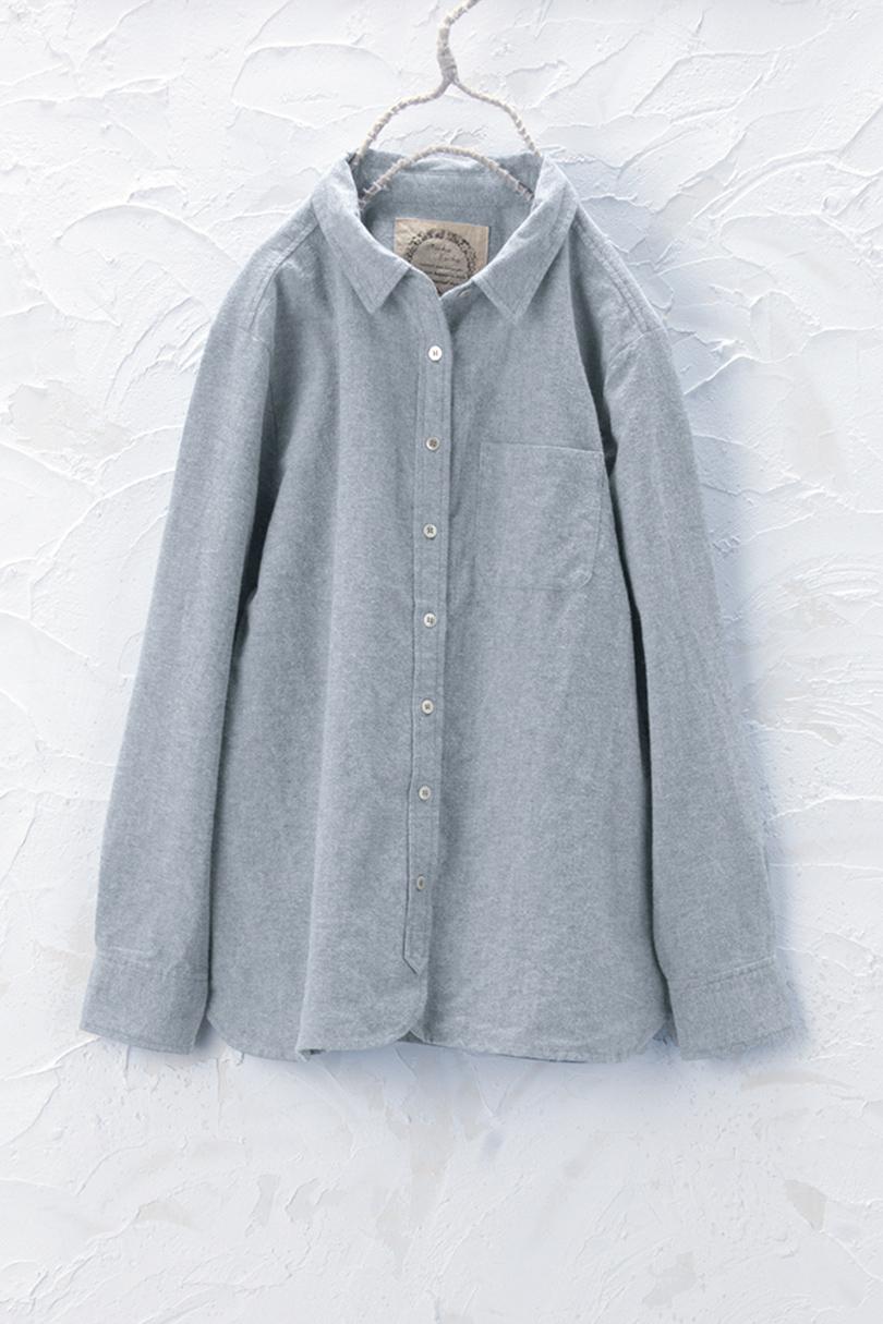 プレーンシャツ(製品洗い)