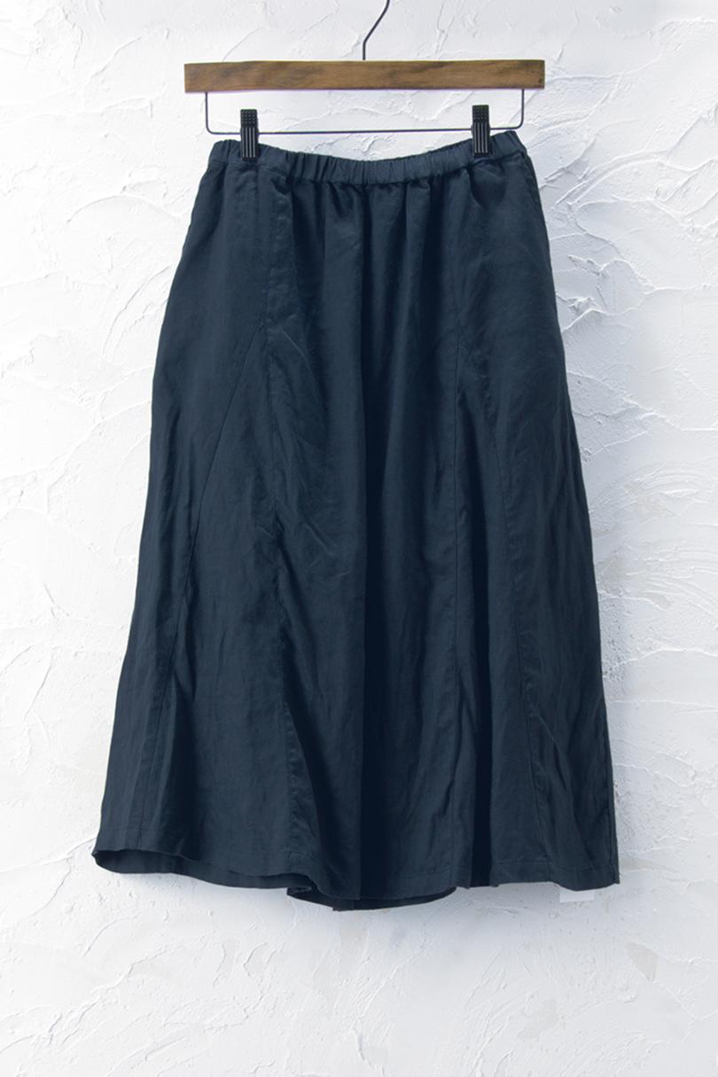 ギャザースカート(製品洗い)
