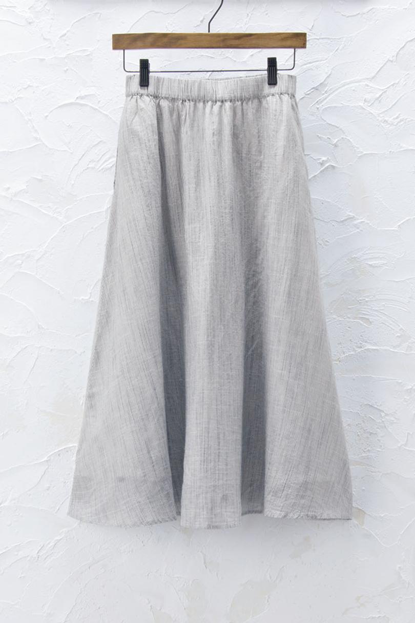 フレアギャザースカート(製品洗い)