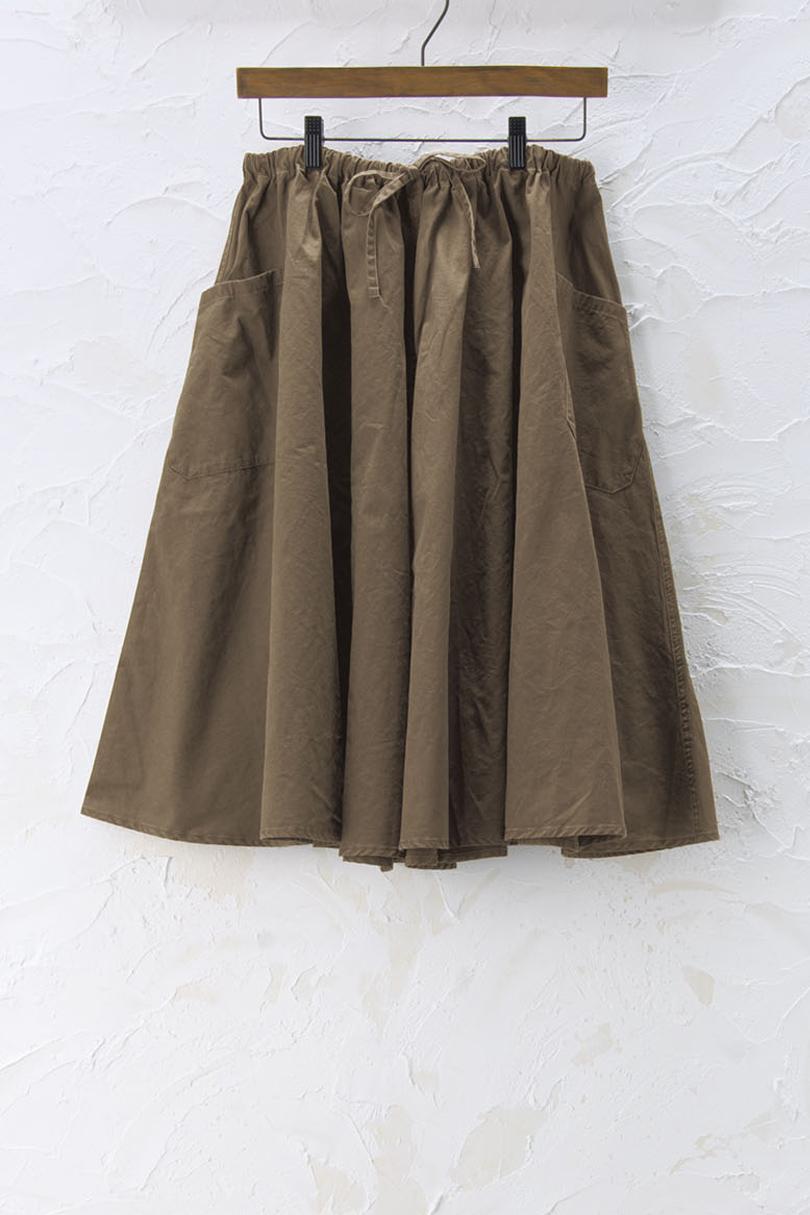 サーキュラースカート(製品洗い)
