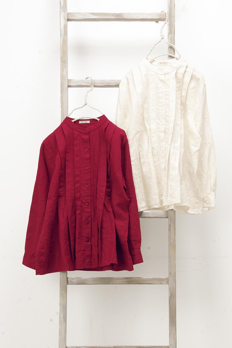 タックシャツ(01・02:製品洗い)