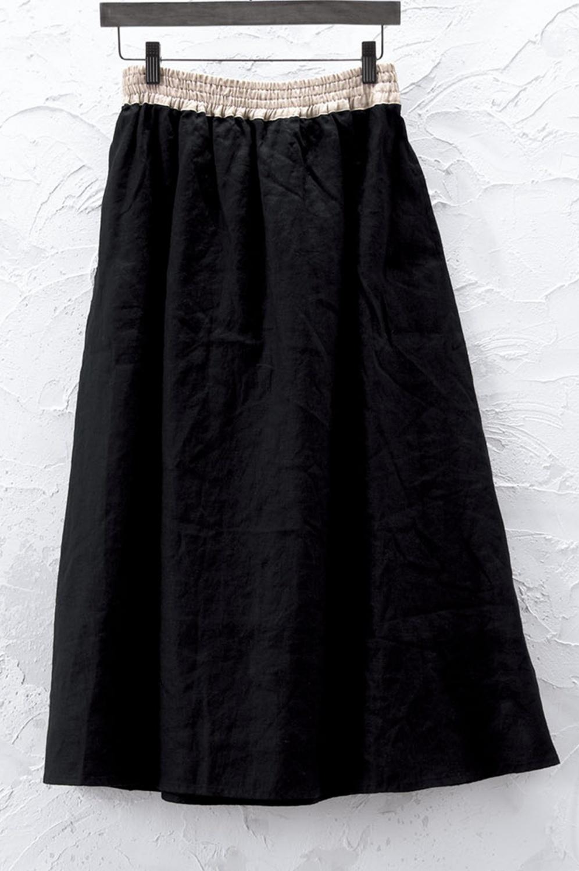 リネンスカート(製品洗い)