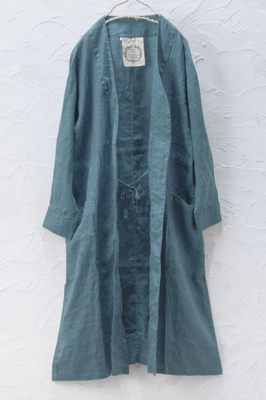 ノーカラーコート(製品洗い)