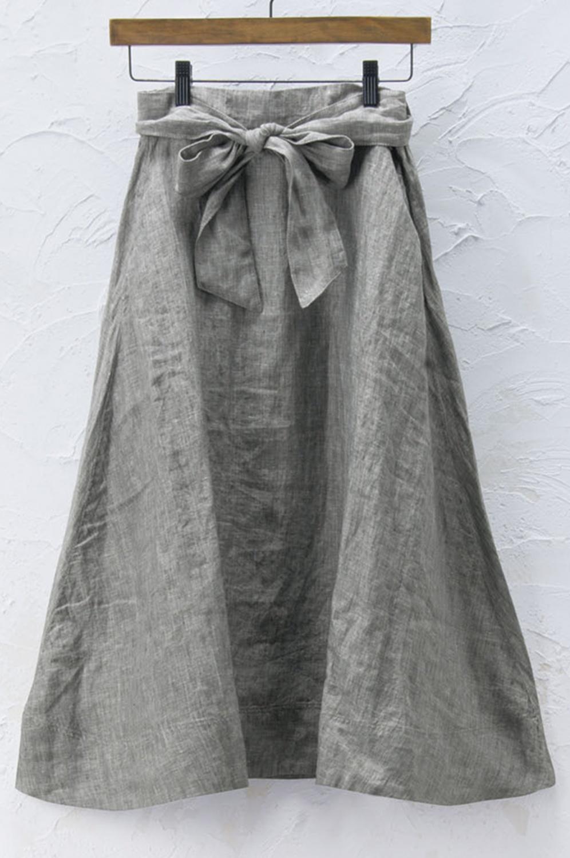 フレアスカート(製品洗い)