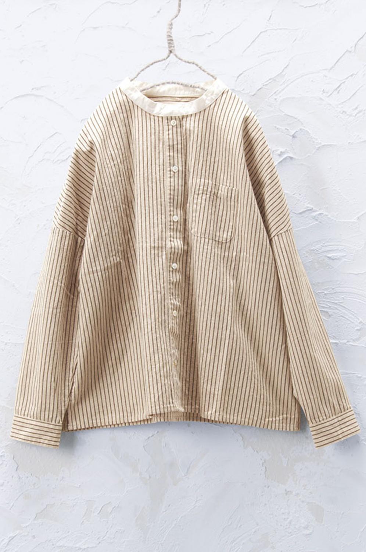 クレリックシャツ(製品洗い)