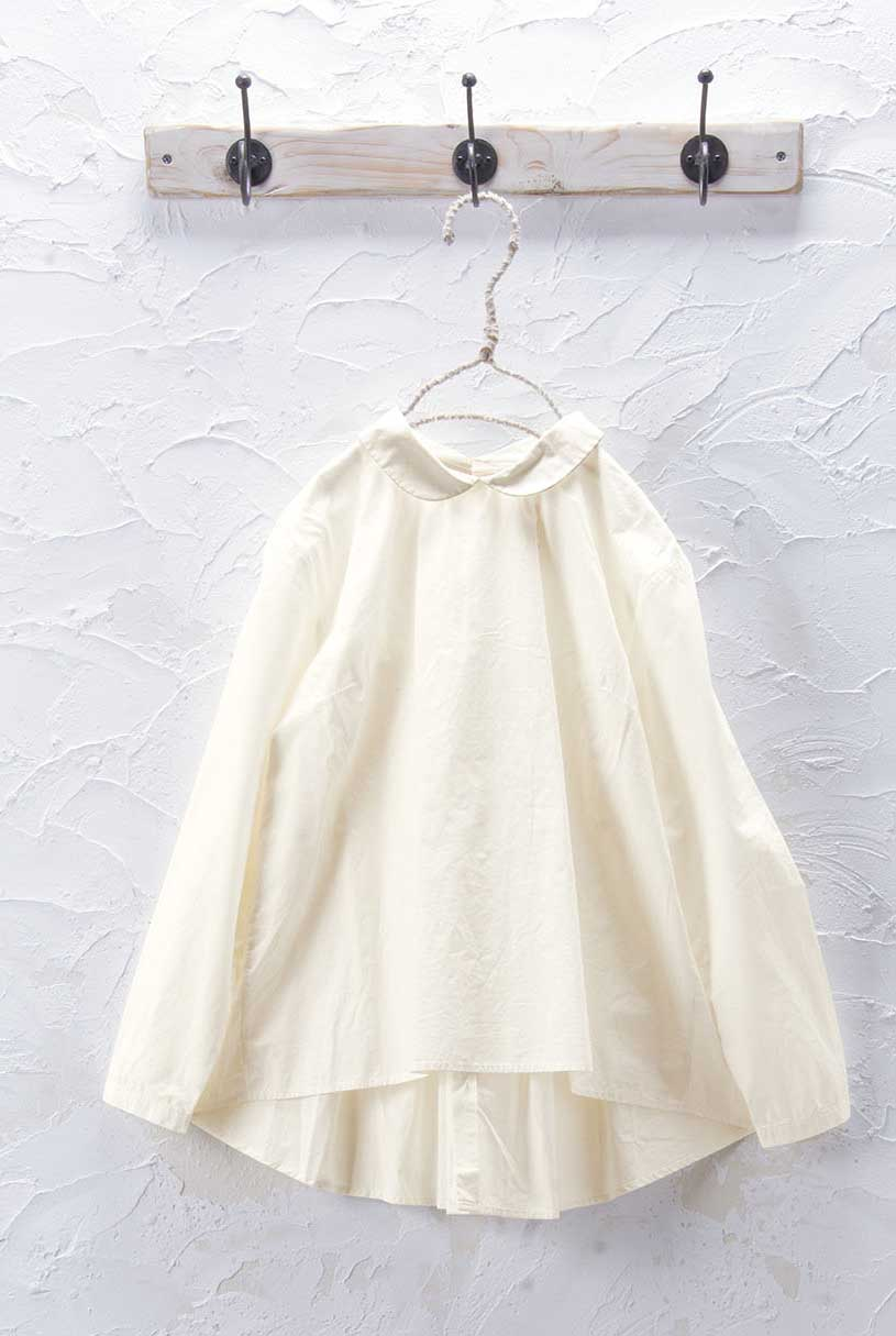 バックポイントプルオーバー(製品洗い)<br>□JCF-0904