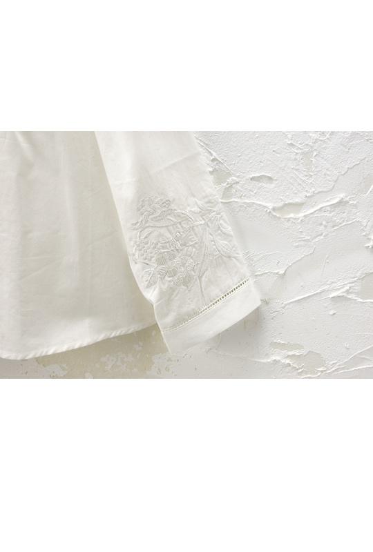 刺繍レースプルオーバー<br>□JCF-0222