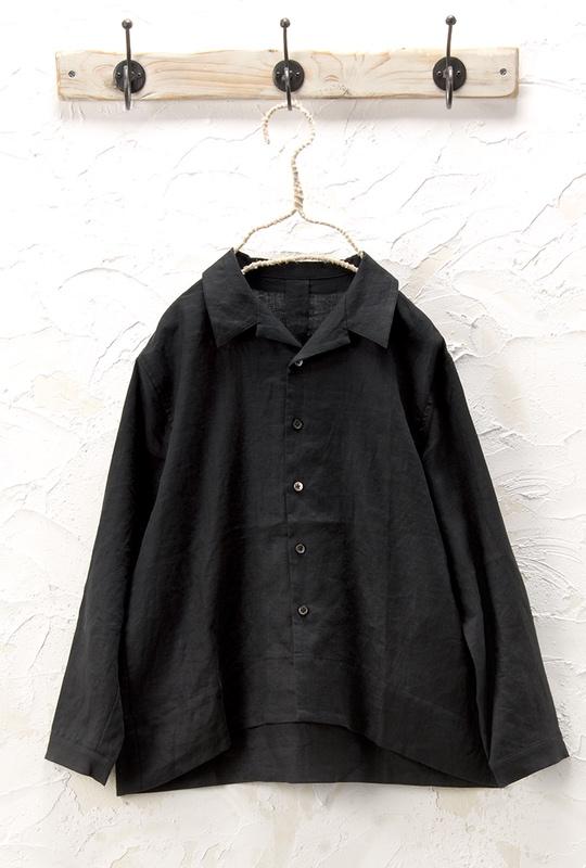 開襟シャツ<br />□JMF-0205