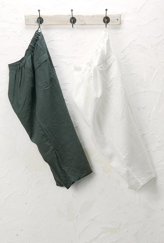 ボールパンツ(製品洗い)<br />□JMF-0302