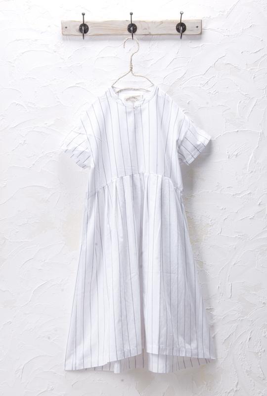 タックワンピース(製品洗い)<br />□KCF-0426