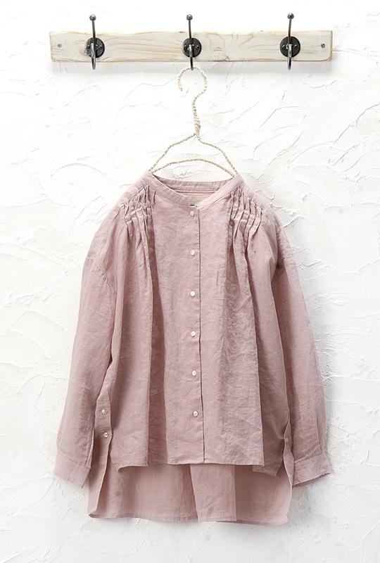 タックシャツ(製品洗い)<br />□JCF-0326