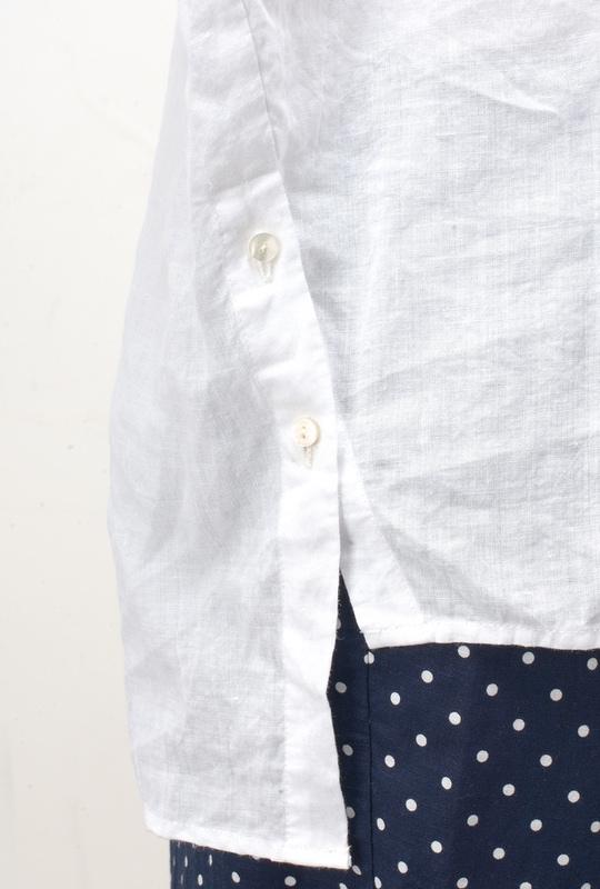 タックシャツ(製品洗い)<br>□JCF-0326