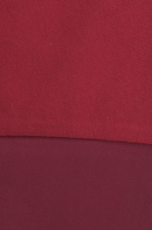 異素材切替Tシャツ<br />□KMN-0515