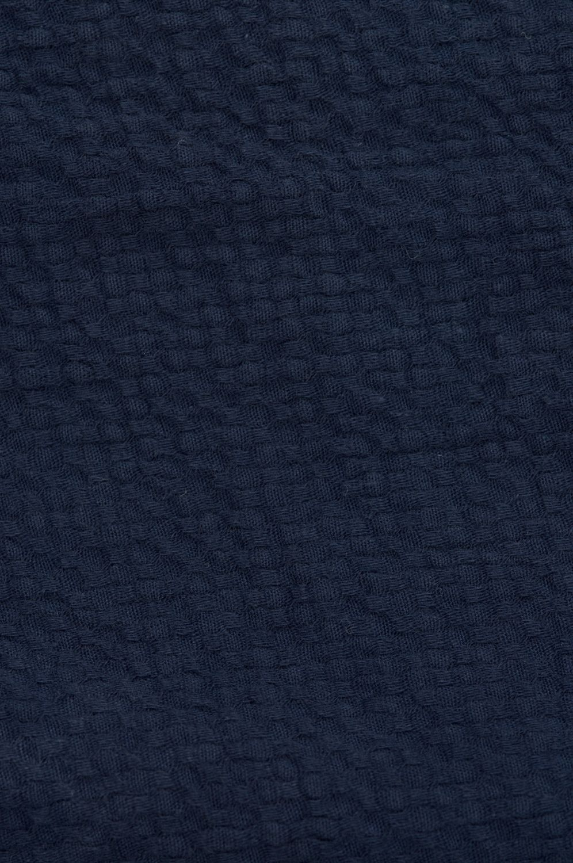 後ろ開きブラウス(製品洗い)<br />□KCF-0520
