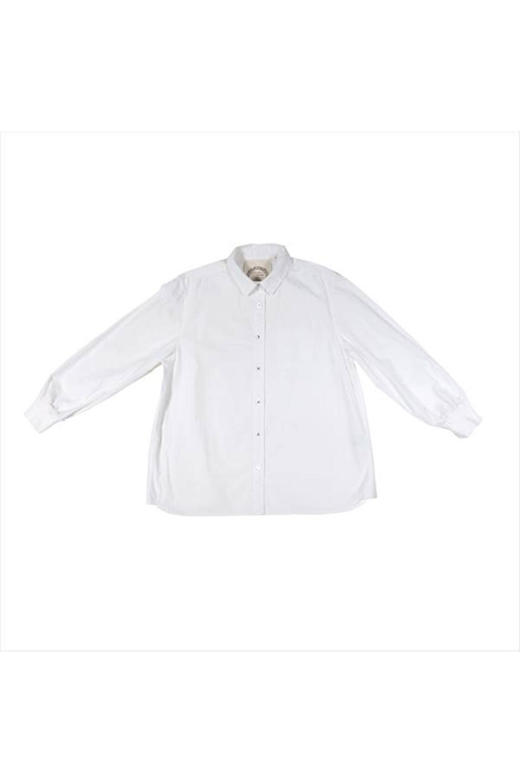リブ付きシャツ<br />□KMF-1009