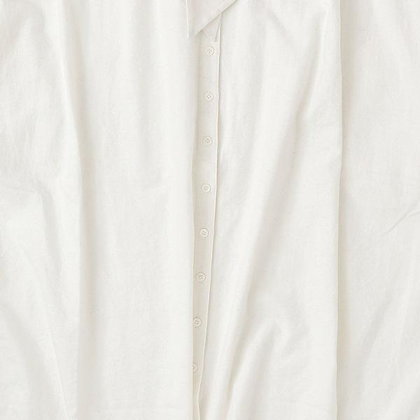 ボウタイカラーシャツワンピース<br />□KMF-1102