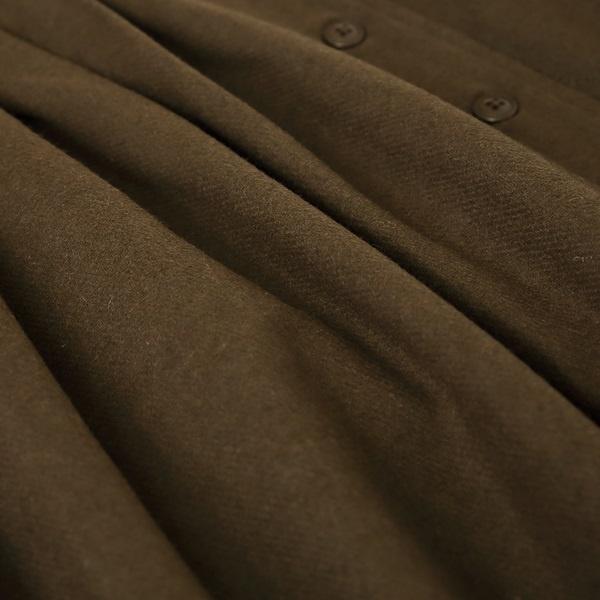 ボタンポイントスカート<br />□KMF-1105