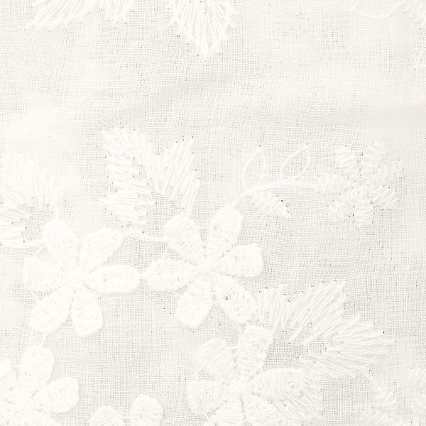 フラワーレースプルオーバー<br />□KCF-0215