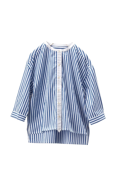 ストライプシャツ<br />□KCF-0326