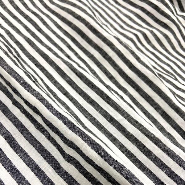 ストライプワイド2wayシャツ<br />□LCF-0427