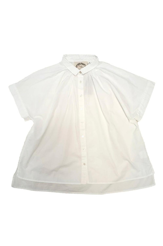 ギャザーシャツ<br />□LMF-0411