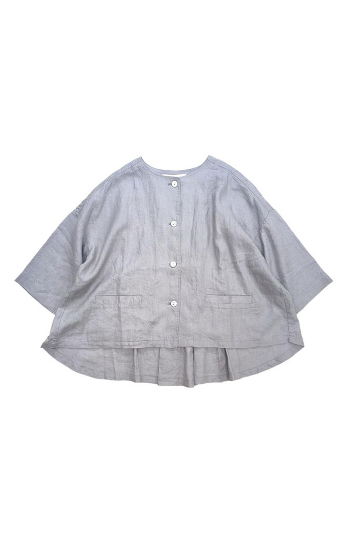 バックプリーツジャケット<br />□LCF-0520