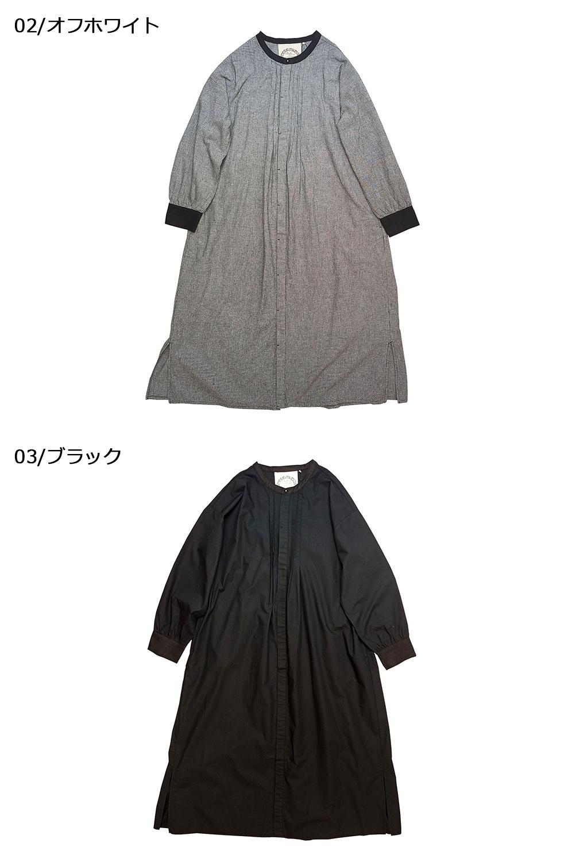 シャツワンピース<br />□LMF-0808