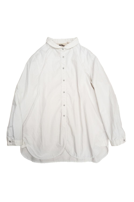 丸衿シャツ<br />□LMF-0909