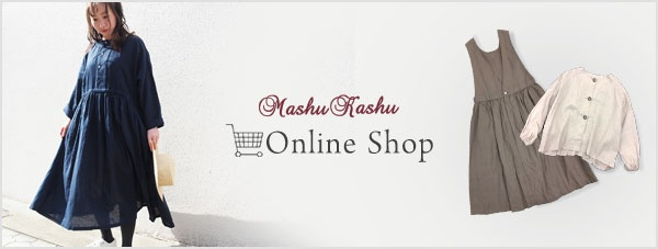 Mashu Kashu Online Shop