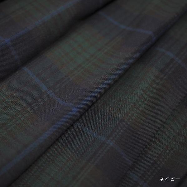 <b>MMF-1107</b>チェックプリーツスカート