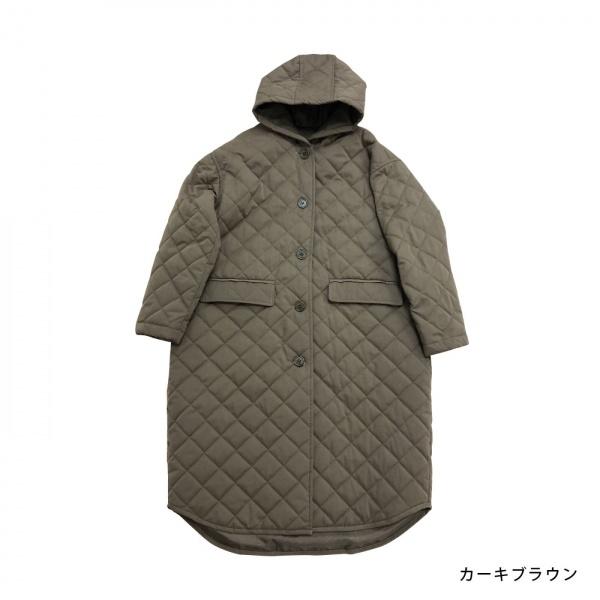 <b>MMF-1110</b>キルティングバルーンコート