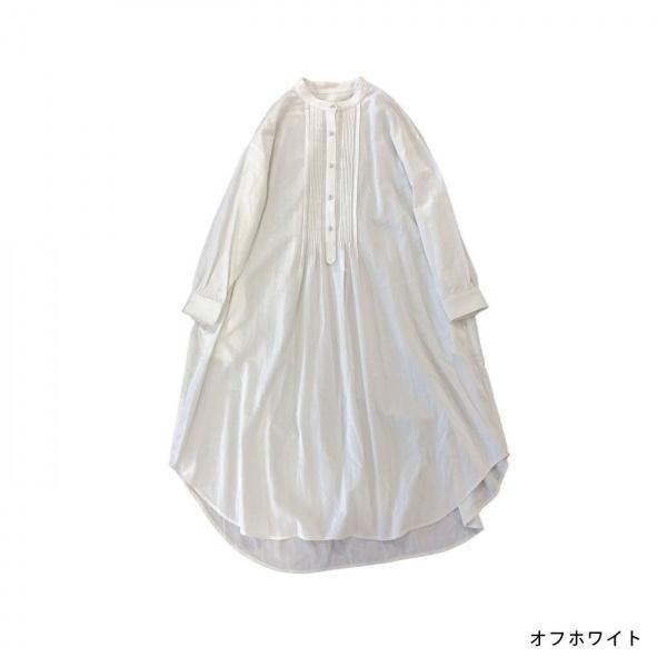 <b>MMF-1003</b>ピンタックシャツワンピース